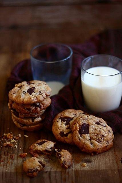 MIEL & CHEESE: Cookies Choc & Nuts