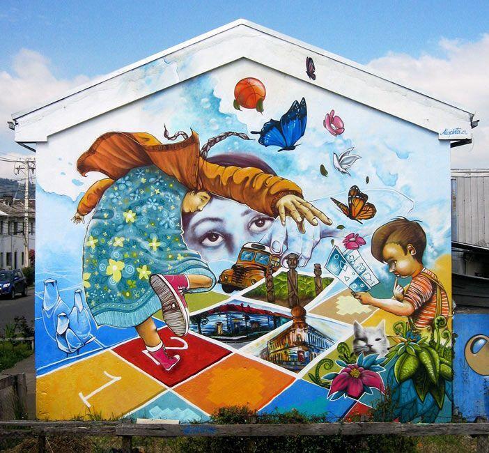 Street Art from around the globe