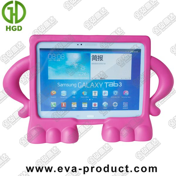 how to clean samsung tablet cover