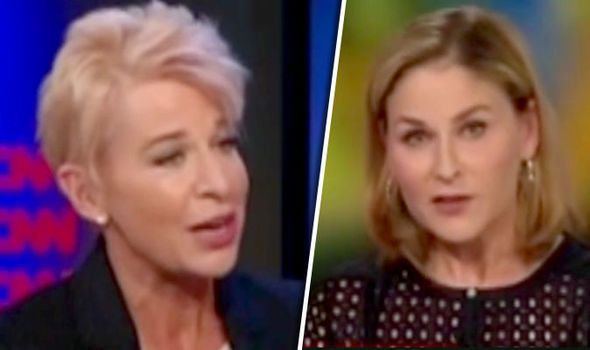 """Katie Hopkins  gives it to CNN straight. CNN replies - """"It seems like we've just entered a post-fact world where no matter what we say to you, you will actually deny facts and then fabricate quotes and then put them in my mouth."""" Isn't funny how all left wing sycophants accuse the other side of precisely what they do - look at the constant referencing Nazis, yet it is their behaviour mirroring the National Socialists."""
