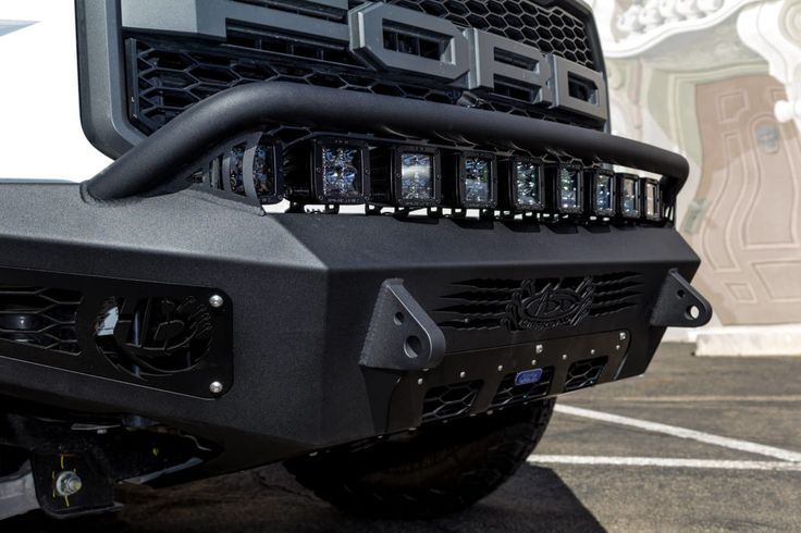 aftermarket truck bumpers