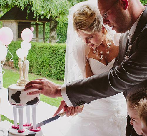 Weddingtopper van jullie zelf!