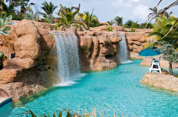 264 best water parks put put golf and amusment parks images on pinterest summer fun toys and - Crystal pools waterfall ...