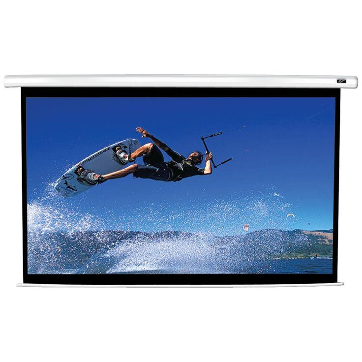 "Elite Screens Vmax 2 Series Electric Screens (100""; 49"" X 89.2""; 16:9 Hdtv Format)"
