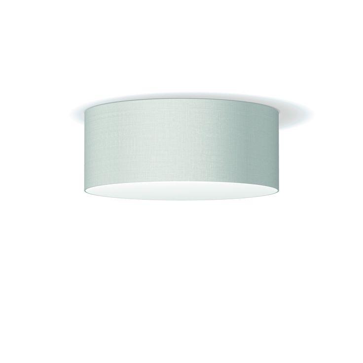 plafondlamp noon (Ø 25 cm) Pure White   Besselink licht
