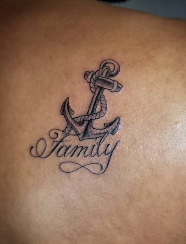 50 Exclusive Anchor Tattoo Design For Women Anchor Tattoo Design