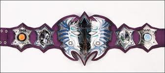 Awesome custom Belt