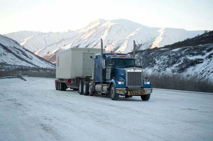 Ice Road Truckers, Lisa Kelly