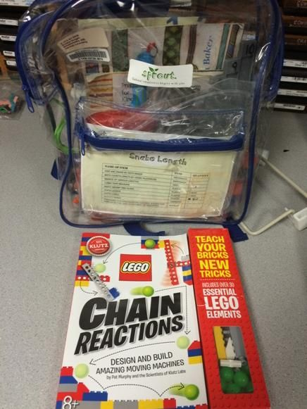 Circulating Maker Kits: A Twist on Library Makerspaces | Karen Jensen at TeenLibrarianToolbox @TLT16