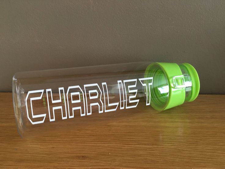 A personal favourite from my Etsy shop https://www.etsy.com/uk/listing/545982315/back-to-school-personalised-water-bottle