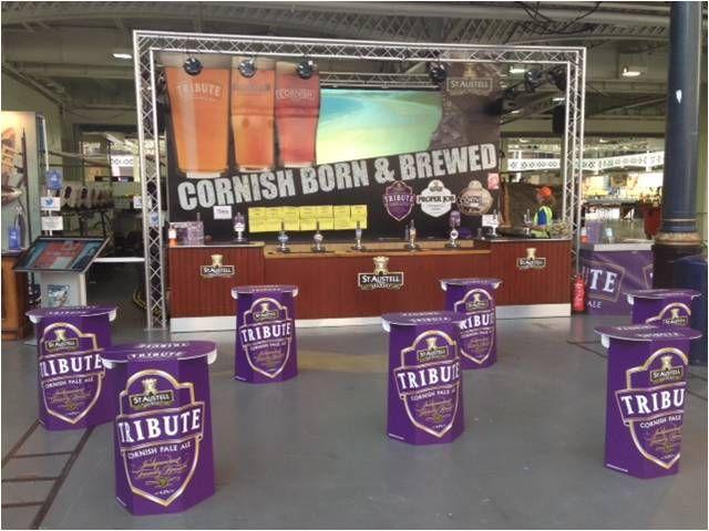 St Austell Pop Up Bar