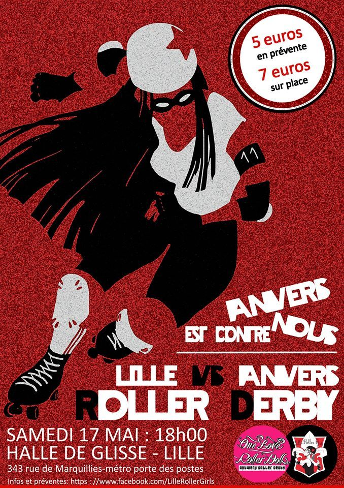 Lille Roller Girls vs One Love Roller Dolls B