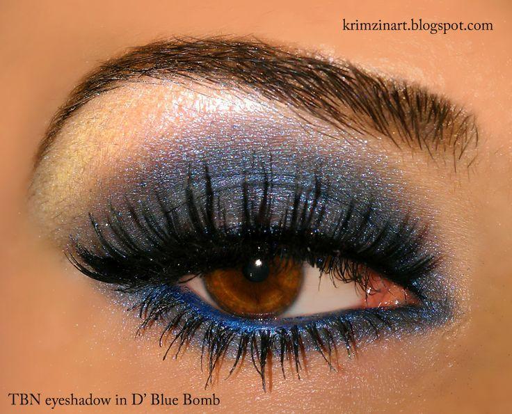 black eyeshadow image | Red Cherry lashes #62