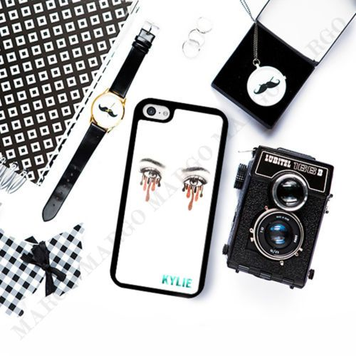 Kylie-Jenner-Kyshadow-Case-for-iPhone-Samsung-Sony-Kylie-sexy-Eye-Hard-Plastic