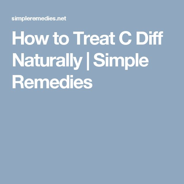 Image Result For C Diff Color And Smell