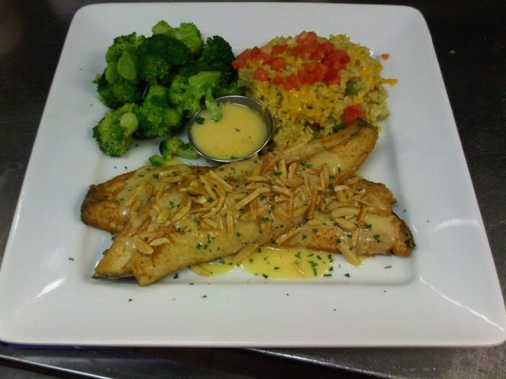 Ruby Tuesday Restaurant Copycat Recipes: Trout Almondine