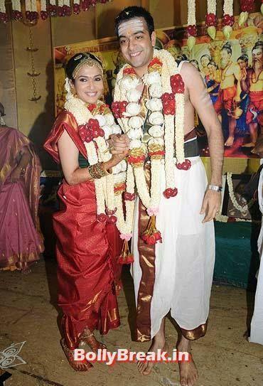 Soundarya and Ashwin Ramkumar Tollywood Marriage Pics - South Indian Marriage Pics of Actresses & Actors - Pictures of South Cinema stars from Tollywood, Kollywood and Mollywood.  , #south #rambha #mamtamohandas #marriage #sneha #snehareddy #soundarya #karthi #prithviraj #aishwarya #ramcharanteja #upasanakamineni #dhanush #krishna #prasanna #prajithpadmanabhan #supriyamenon #indranpathmanathan #alluarjun #ranjini #ntrjr #lakshmipranathi #ashwinramkumar #janani #sathishkumar #sitara #saikumar…