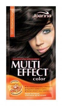 Kawowy brąz to nie tylko zniewalający zapach. To również odcień, który doda Twoim włosom elegancji i blasku. Szamponetka nie zawiera amoniaku i utleniaczy, a kompleks multiwitaminowy nawilży i odżywi Twoje włosy.