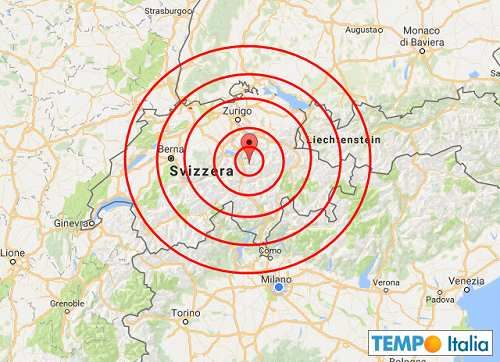 Clima: #Forte #scossa #sismica in Svizzera percepita anche nel Nord Italia (link: http://ift.tt/2my8Wjr )