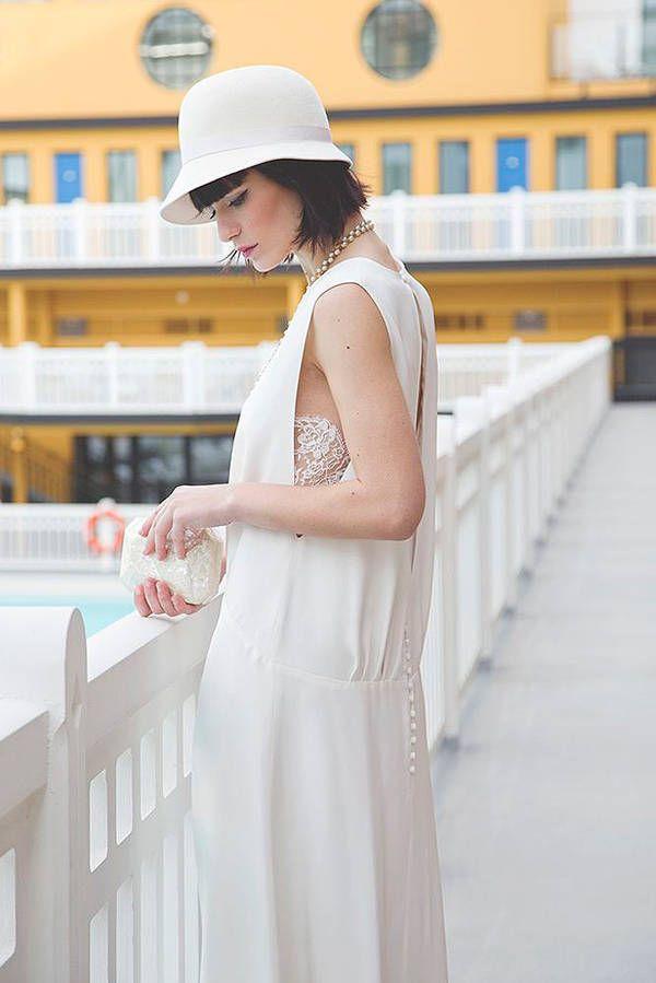 Mode années 20 : Quand la mode des années 20 nous inspire pour notre style de tous les jours ...                                                                                                                                                      Plus