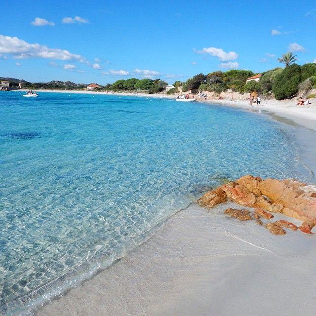 Maddalena Island, Sardinia. Photo courtesy of kerrygalvin65 on Instagram.