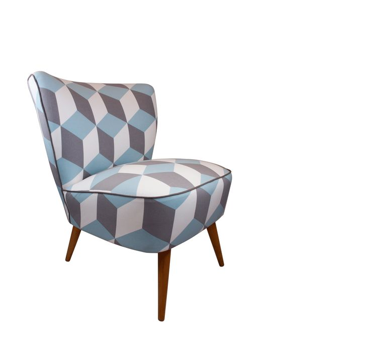 The Bartolomew Chair In Angel Cubes