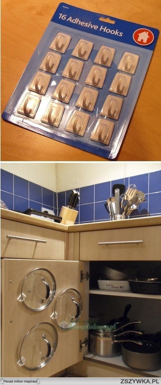 Organizador tapas