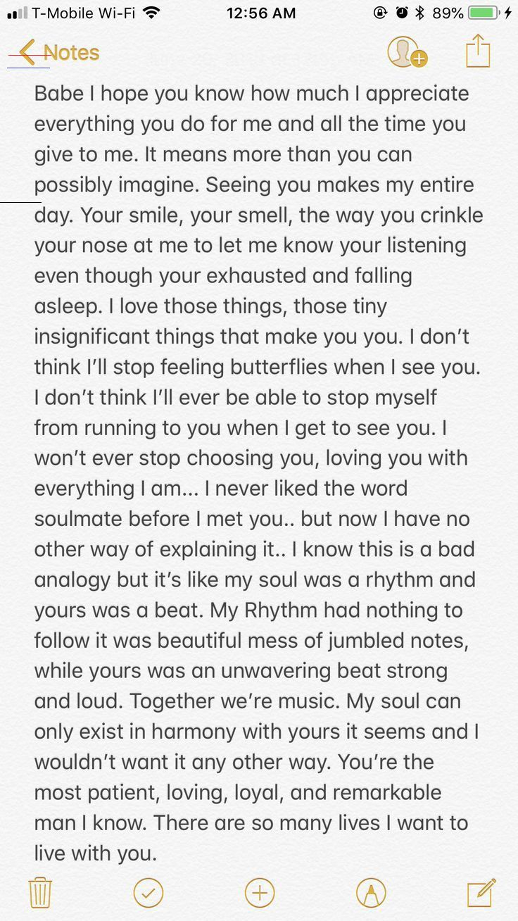 Cute Love Letter To My Boyfriend from i.pinimg.com