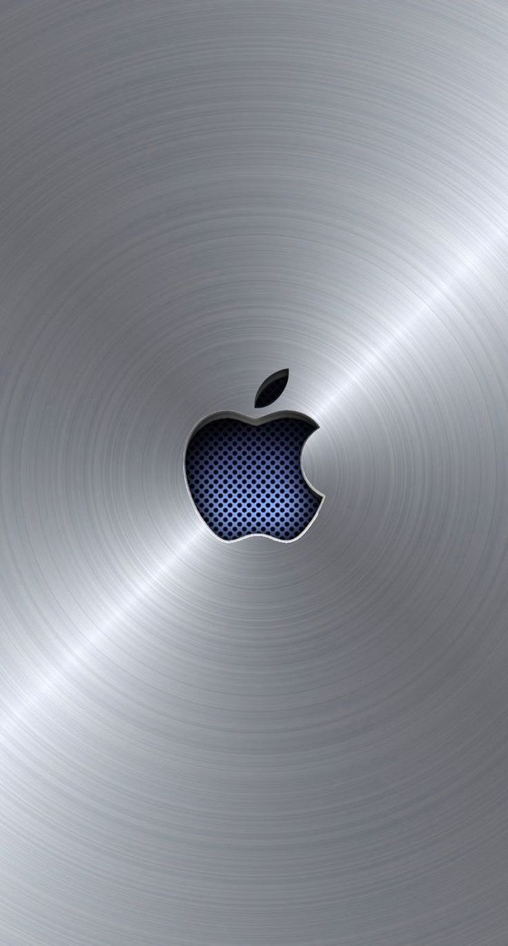 apple iphone logo wallpaper. silver apple logo wallpaper wallpapers) \u2013 wallpapers and backgrounds iphone
