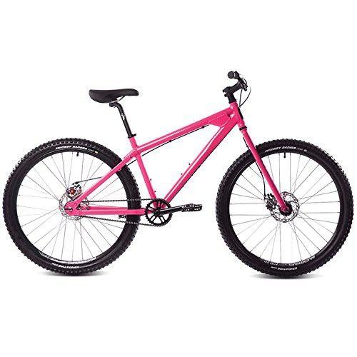 Swobo Mutineer Single Speed Mountain Bike (Frame Size : 14-Inch/Small), Pink