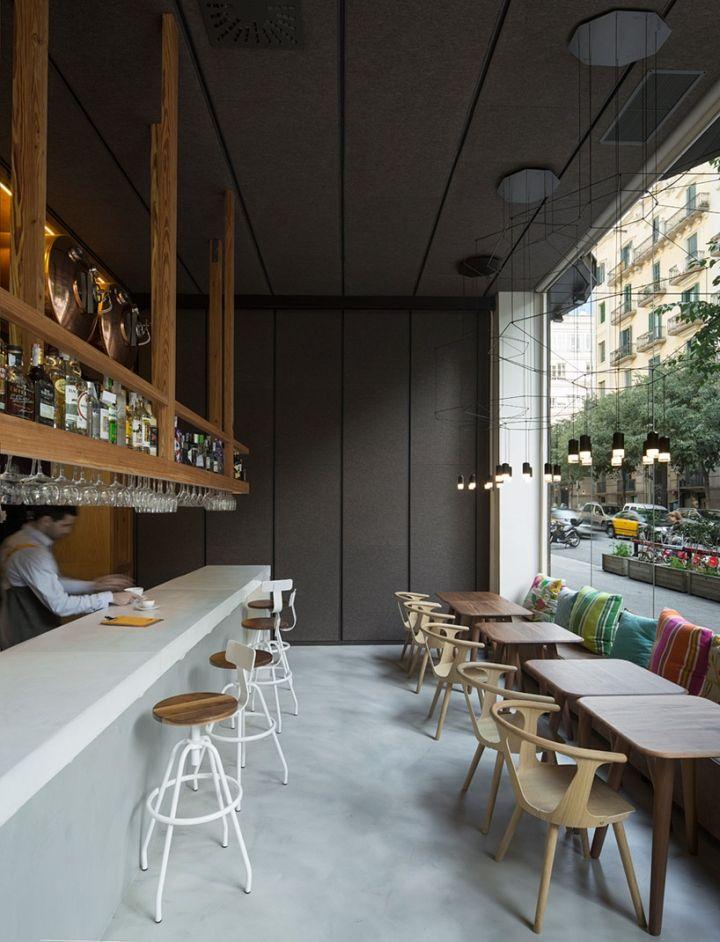 Barton Restaurant by Isabel López Vilalta & Magüi González, Barcelona – Spain » Retail Design Blog