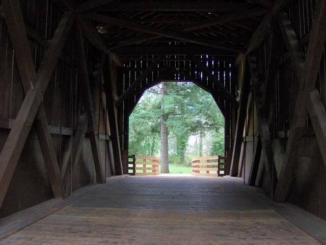 List of covered bridges in Oregon