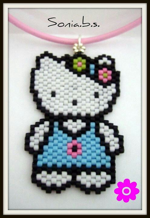 Colgante Hello Kitty