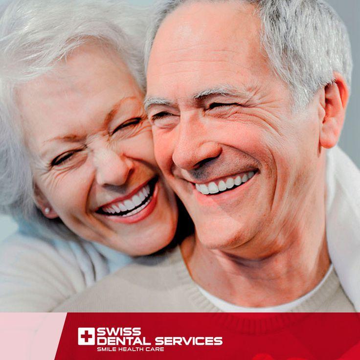 Saviez-vous que des implants dentaires bien traités peuvent durer toute une vie? www.swissdentalservices.com/fr