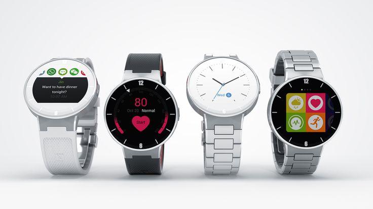 Smartwatch von Alcatel Onetouch
