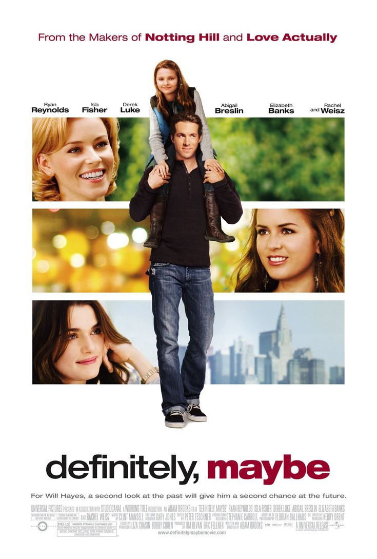 Definitely Maybe Romantic Movies Comedy Movies Streaming Movies