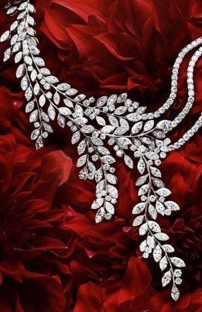 Piaget Diamond Necklace        ᘡղbᘡ