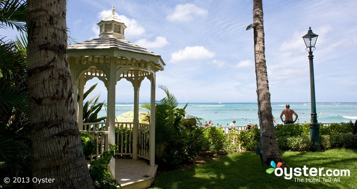 Got married here!! Grounds at the Moana Surfrider, A Westin Resort & Spa