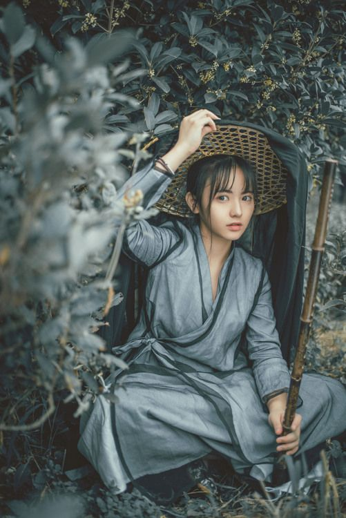 Wuxia heroine