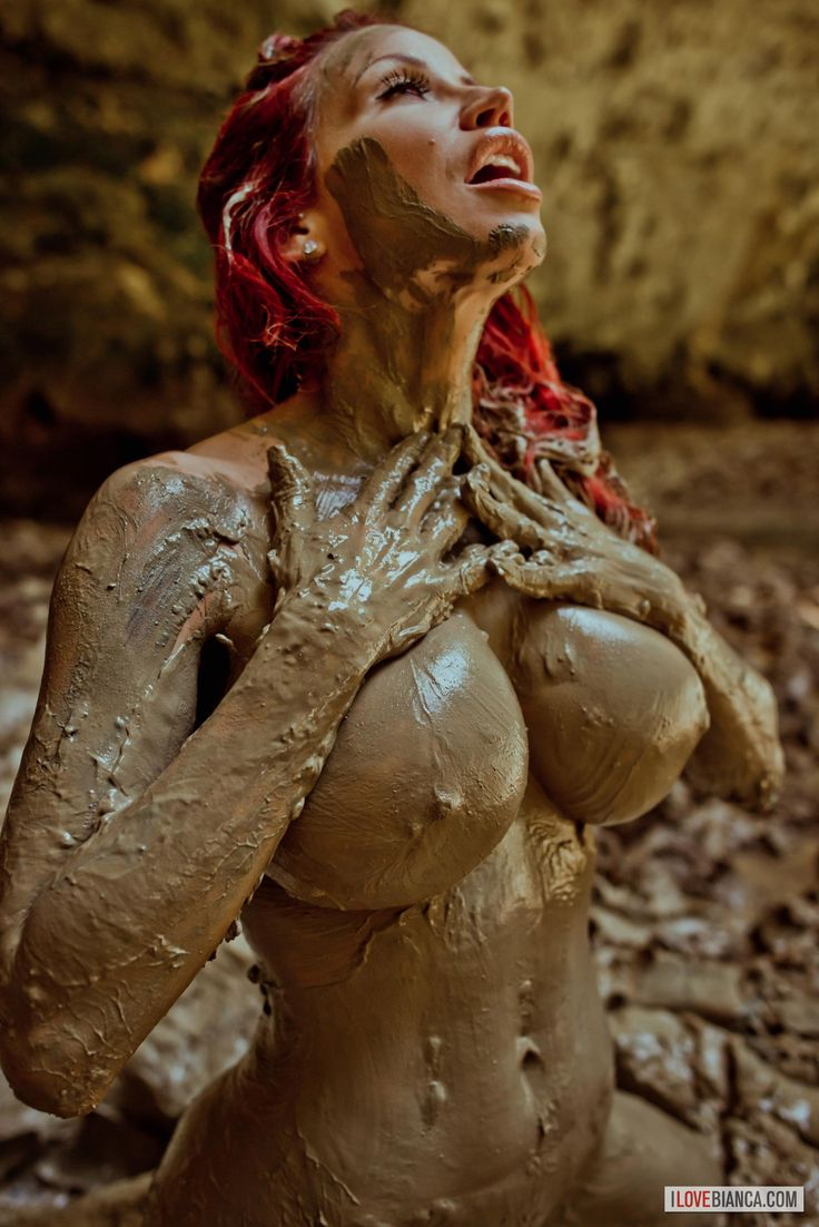 Animations Nude mud sex