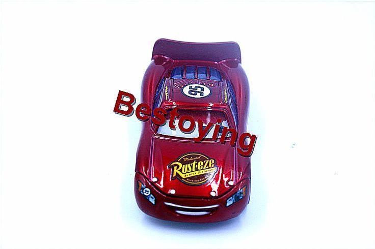 Pixar Cars Radiator Springs MaiKun No.95 Diecast Metal Toy Car 1:55 Loose Brand New In Stock & by Registered Mail