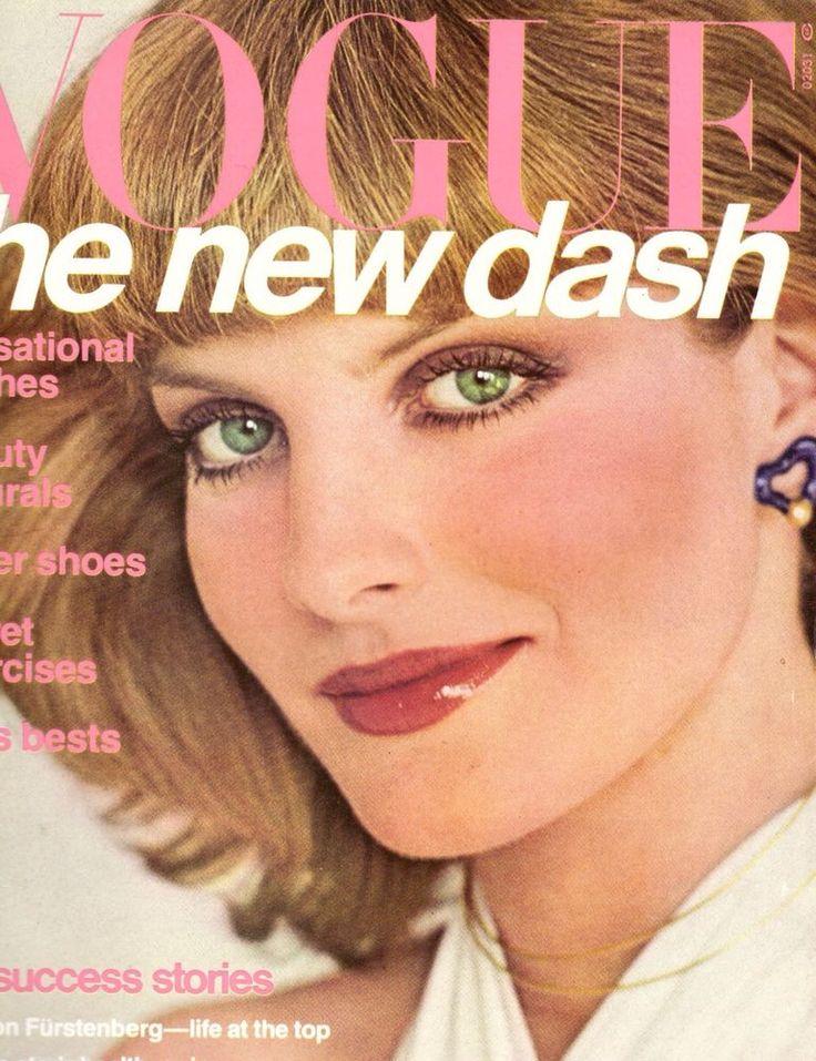 1976 Vogue Magazine Rene Russo Diane Von Furstenberg Charlotte Rampling Ads 70s | eBay