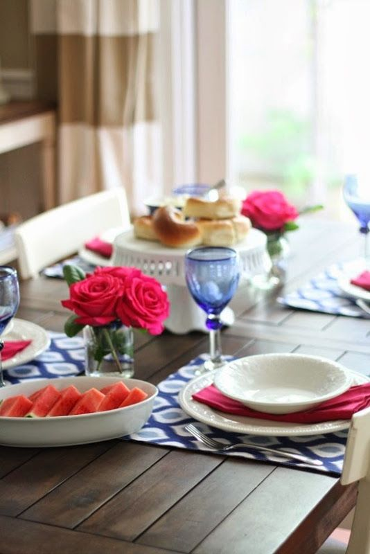 1000 Images About Table Settings Tablescapes On Pinterest