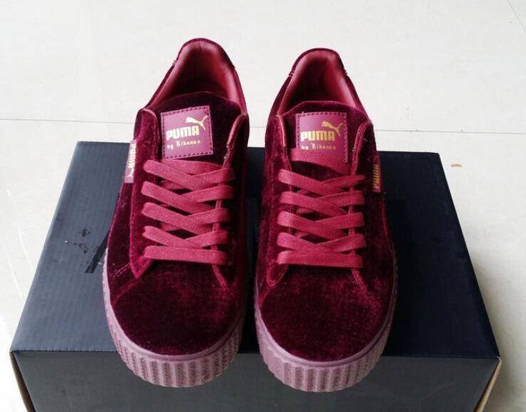 on sale e45fe ed6e0 rihanna x puma shoes ebay