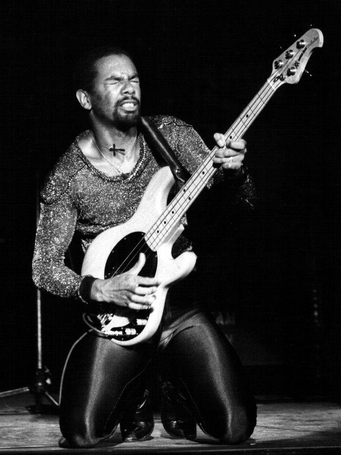 Louis Johnson - Sick bassist who kills it on Michael Jackson records.