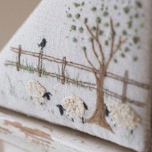 Caroline Zoob Embroidery