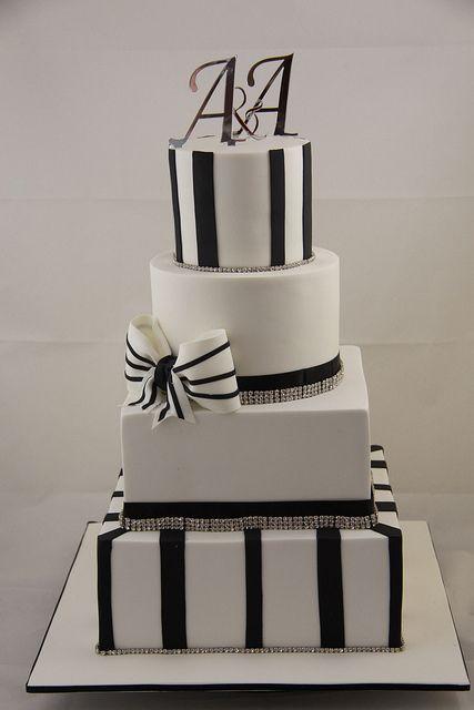 Wedding Cake Black And White Wedding Cake Wedding Cake Wedding Cake