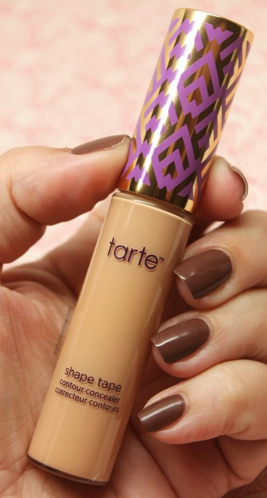 Tarte Shape Tape Concealer Review / myfindsonline.com