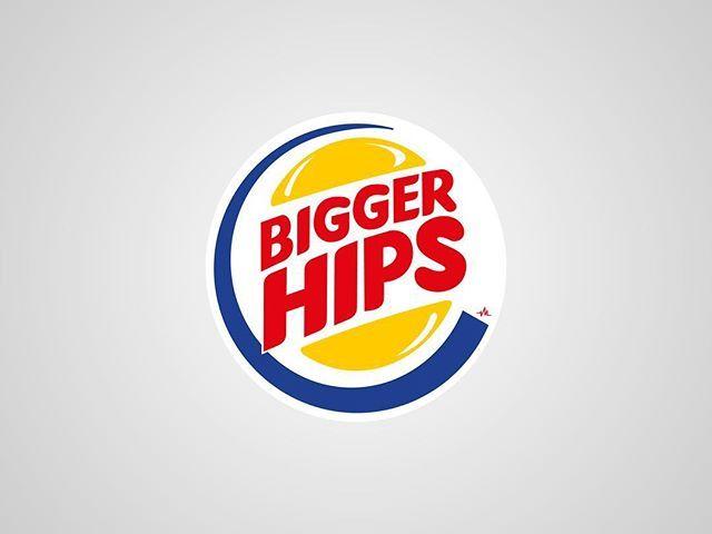 Honest Logos, pt. III. #6/12. #adbusting #parody #logo #logodesigns #graphicdesign #satire #viktorhertz #burgerking #hamburger #fastfood #diet