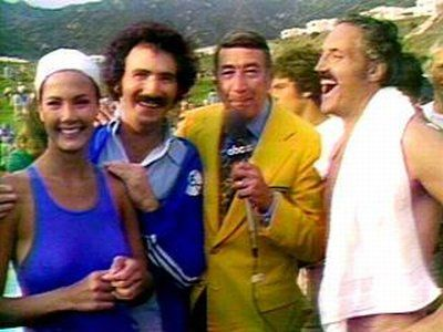 Battle of the Network Stars : Pop Culture, Childhood 6070S, Childhood Memories, Google Search, Tv Show, 70S Stars, 70S 80S, Battle Of The Network Stars, 80S Memories